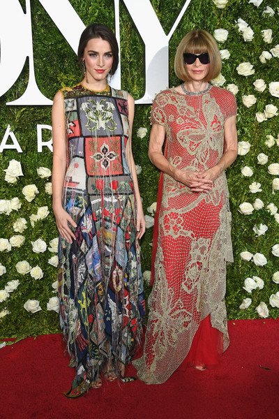 tonyawards2017_bee-shaffer-and-anna-wintour